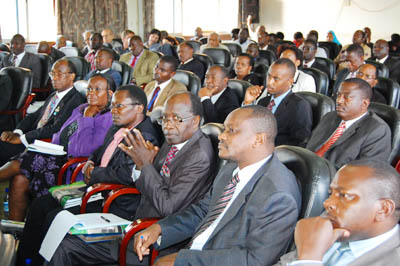 Prime Minister opens Makerere Stakeholders' Conference