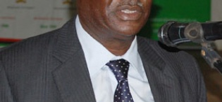 Dr William S Kalema