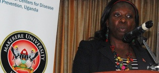 Dr. Stella Alamo-Talisuna, Executive Director, Reach-Out Mbuya, was on the proponents' bench at the Public Debate on 23rd August 2012, Imperial Royale Hotel, Kampala Uganda