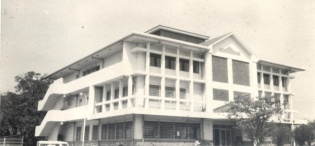 Faculty of Science Extension, Makerere University, Kampala Uganda, constructed and donated in 1992 by JICA