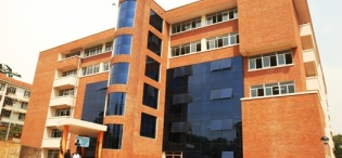 The 12,000 square metre State-of-the-Art CIT Block B, Makerere University, Kampala Uganda, officially launched on 28th January 2009