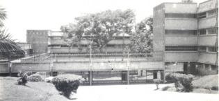 Lumumba Hall, Makerere Univesity, Kampala Uganda in 1971