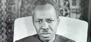 H.E. Mwalimu Julius Kambarage Nyerere (RIP) First President of the Republic of Tanzania, Honorary Doctorate of Law, 29th January 1993, Makerere University, Kampala Uganda