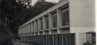 The Former Faculty of Commerce Building currently houses The School of Languages, Literature and Communication, College of Humanities and Social Sciences (CHUSS)