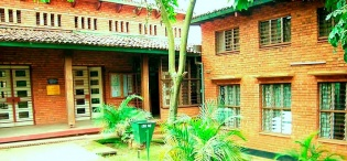 Faculty of Law Building, Officially opened by H.E. President Yoweri Kaguta Museveni on 22nd May 1997, Makerere University, Kampala Uganda