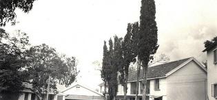 Makerere Institute of Social Research (MISR) founded 1948 as the East African Institute of Social Research (EAISR)
