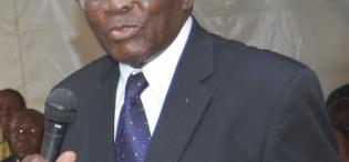 The late Prof. William Senteza Kajubi, then a P.5 pupil of Mackay Memerial Primary School witnessed the ceremony