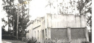 The University Mosque was officially opened by H.H. Crown Prince Abdulla of Zanzibar in May 1948